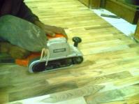Cara memasang Lantai kayu Parket