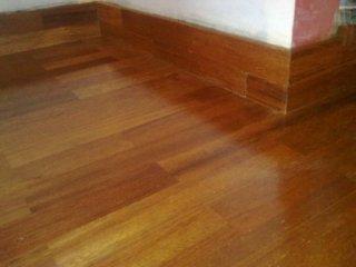 Parquet, Parket, cara memasang lantai kayu