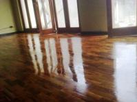 Memasang Lantai Kayu Jati
