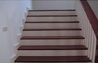 kayu untuk tangga