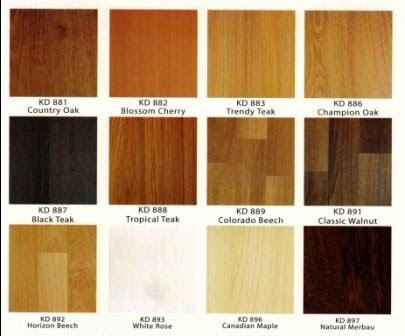KENDO Laminated flooring